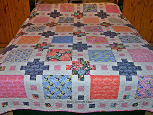 Castle Dreams Quilt Pattern PRINTED - Busy Hands Quilts