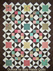 Outlook Quilt Pattern PDF - Busy Hands Quilts
