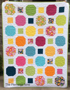 Key to My Heart Quilt Pattern PRINTED - Busy Hands Quilts