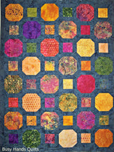 Load image into Gallery viewer, Key to My Heart Quilt Pattern PRINTED - Busy Hands Quilts