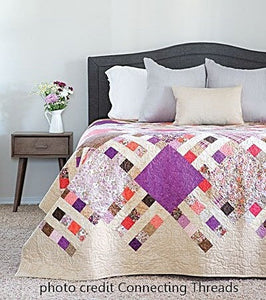 Home Awaits Quilt Pattern PDF - Busy Hands Quilts