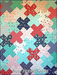 Love Multiplied Quilt Pattern PDF - Busy Hands Quilts
