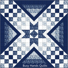 Load image into Gallery viewer, Liberty Lake Quilt Pattern PRINTED - Busy Hands Quilts