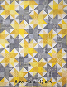 Sunnyside Quilt Pattern PDF - Busy Hands Quilts
