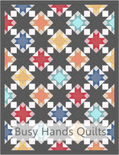 Load image into Gallery viewer, Night Sky Quilt Pattern PDF - Busy Hands Quilts