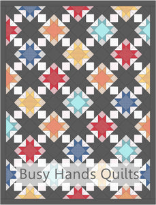 Night Sky Quilt Pattern PDF - Busy Hands Quilts