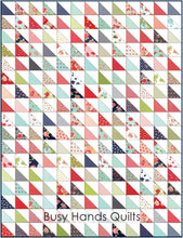 Load image into Gallery viewer, Simplicity Quilt Pattern PDF - Busy Hands Quilts