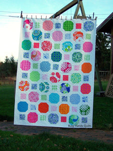 Key to My Heart Quilt Pattern PDF - Busy Hands Quilts