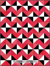 Load image into Gallery viewer, Summer Breeze Quilt Pattern PRINTED