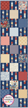 Load image into Gallery viewer, Mini Picket Fence Quilt Pattern PDF