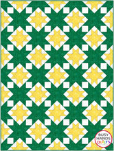 Load image into Gallery viewer, School Colors Quilt Pattern PDF