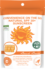 Convenience On The Go Natural SPF 30+ Sunscreen
