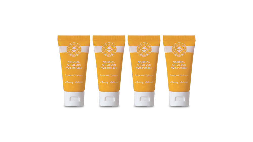 Natural After Sun Care Moisturizer  Value Pack
