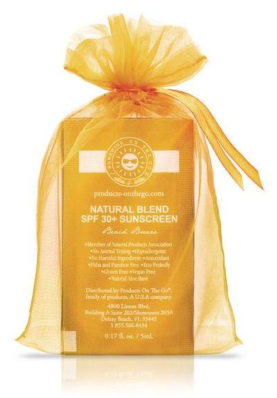 Natural Blend SPF 30+ Sunscreen - 12 Pack