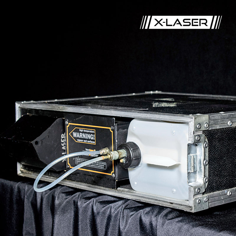 The Base Hazer Pro Now Available Through X-Laser