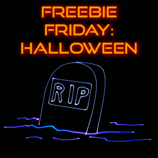 Freebie Friday – Halloween edition!