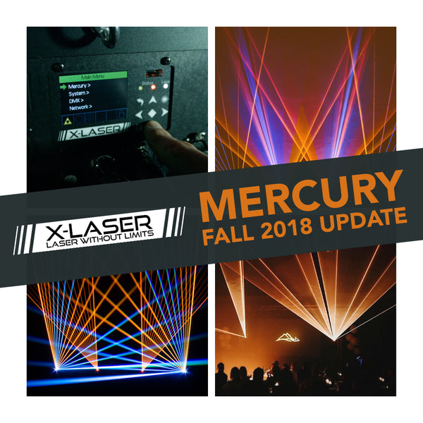 Mercury Fall 2018 Update