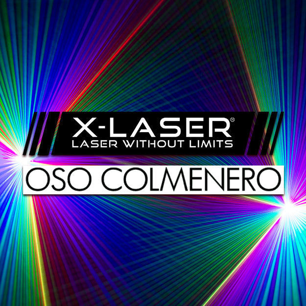 [NEWS RELEASE] X-Laser goes international!