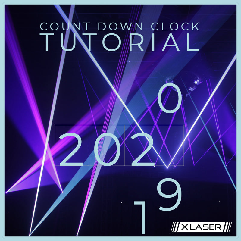 How to Create Your Own Countdown Clock in Quickshow