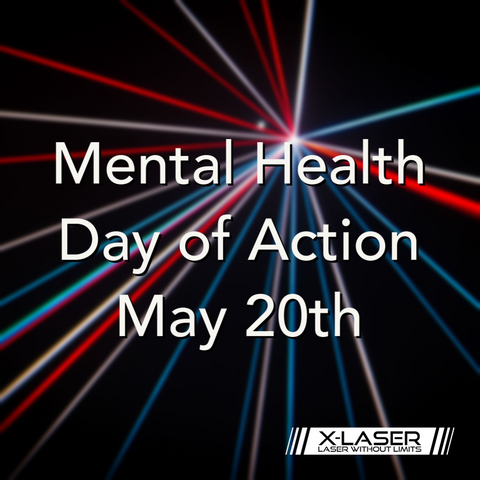 Mental Health Day of Action May 20th