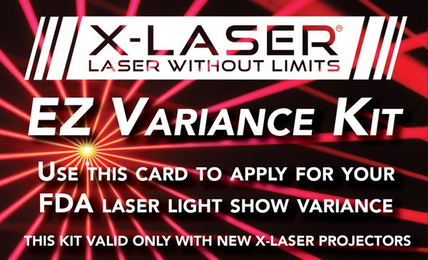 EZ Variance Kit (for new lasers)