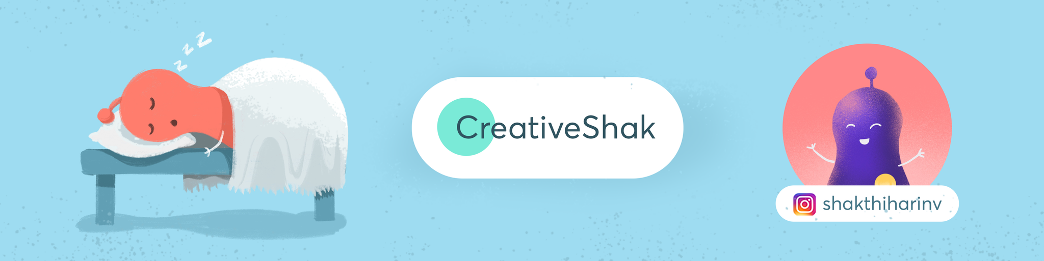 creativeshak in collaboration with Instanote