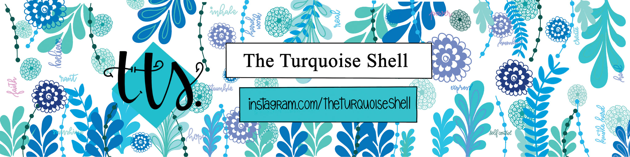 the turqiouse shell instanote artist collection