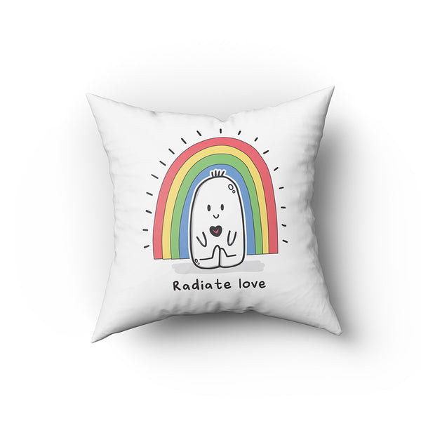 Love LGBTQ Cushion Cover in India