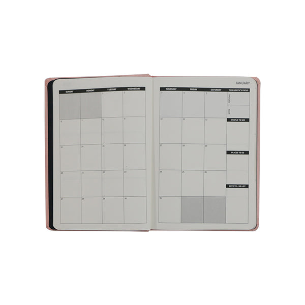 Skills pays the Bills 2019 Planner