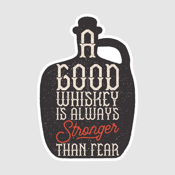 good whiskey  removable vinyl sticker for mobile phone cover laptop