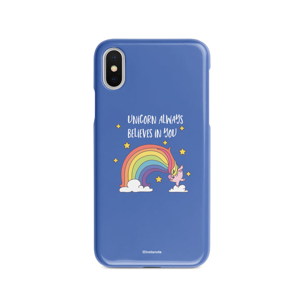 designer iphone X mobile covers unicorn theme