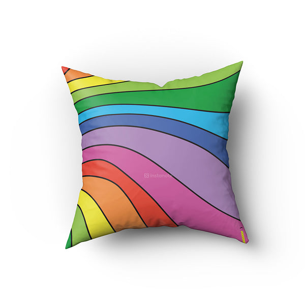 Rainbow - Buy Designer Cushion Covers Online in India
