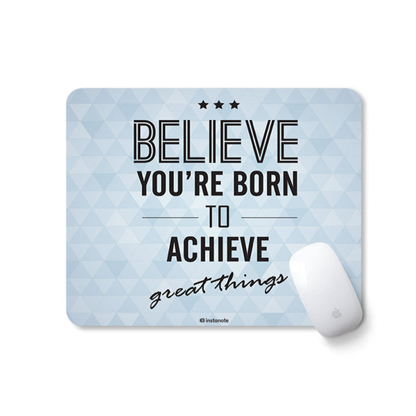 mousepad with motivational quote online