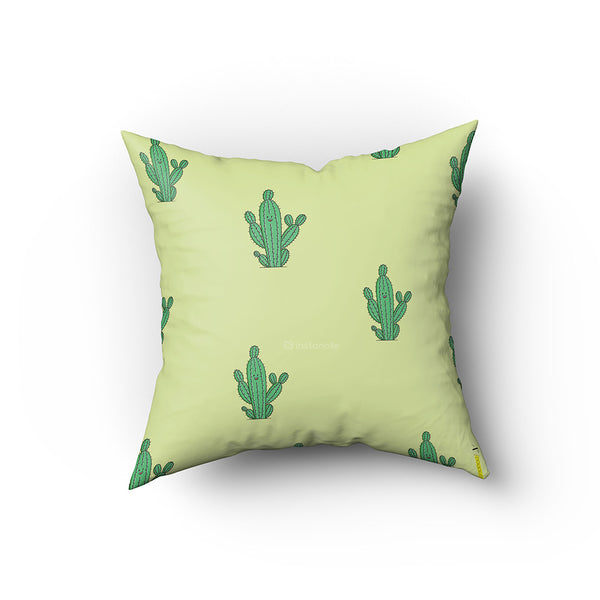 Cactus Hug cushion - Buy Quirky Cushion Covers in India