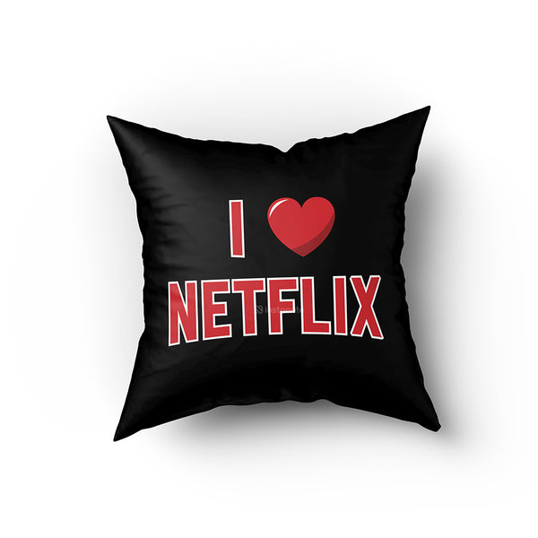 I Love Netflix - Buy Cushion Covers Online In India