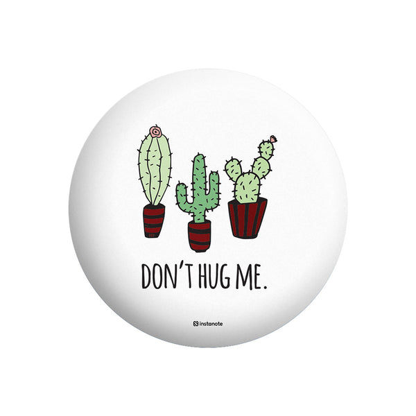 cactus quirky button badges