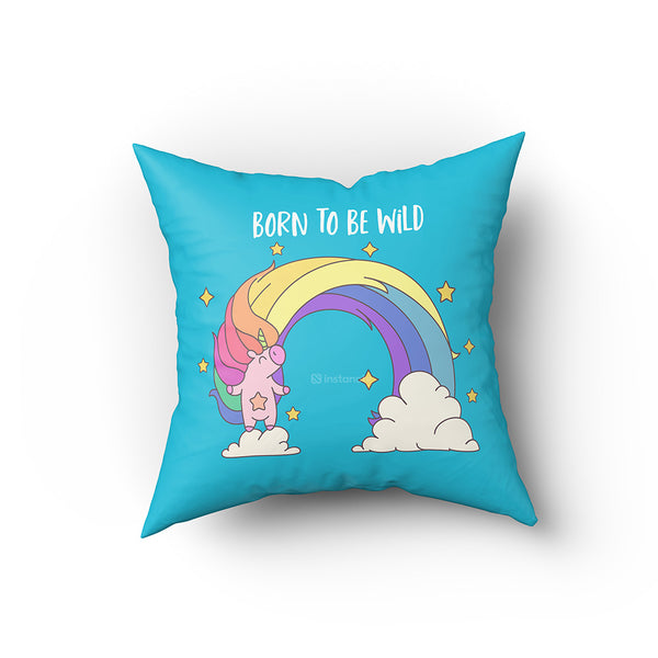 unicorn cushion cover in India quirky cushion cover instanote