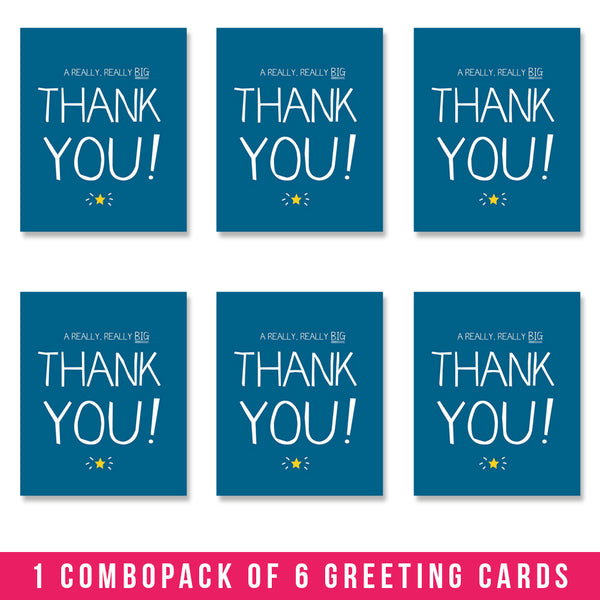 send thank you greeting cards in India