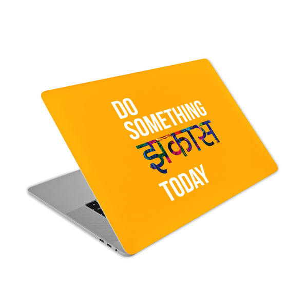 Do Something Jhakkas Today Quirky Cool Laptop sticker skin in India