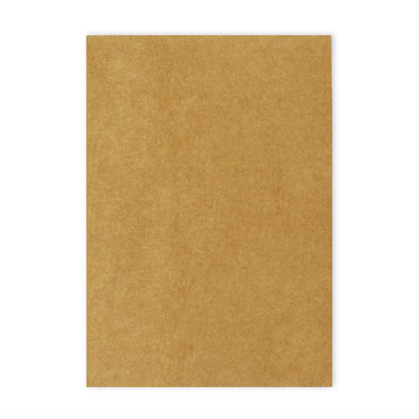 Blank Pages Brown Kraft Notebooks – Pack of 2