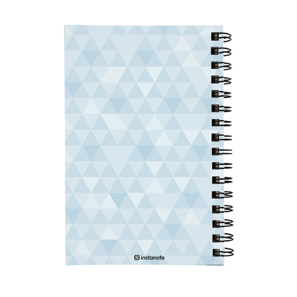 Believe Motivational - Non Dated Daily Planner A5 Size 160 Pages