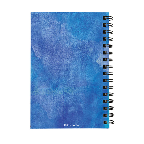 Whatever You're Thinking Think Bigger - Non Dated Daily Planner A5 Size 160 Pages