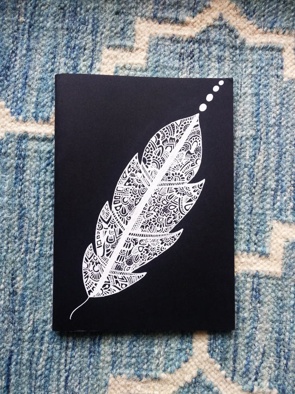 Get Intricate Doodled Notebook by The Turquoise Shell