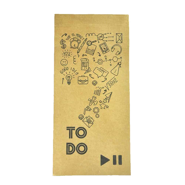 Daily To-Do List Notepad and Day Planner