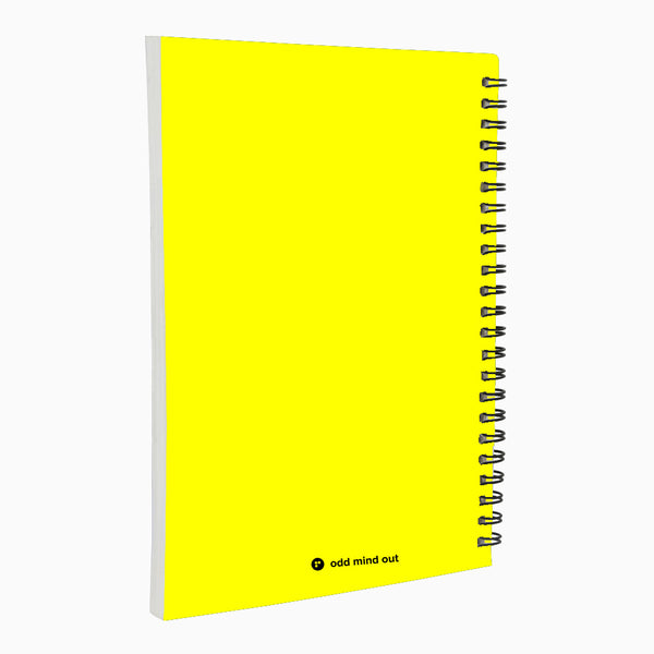 Millenial A5 Wiro Notebook  160 Pages