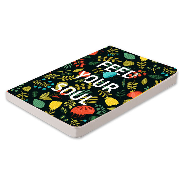 Feed your Soul – Buy A5 Cool Quirky Notebooks Online