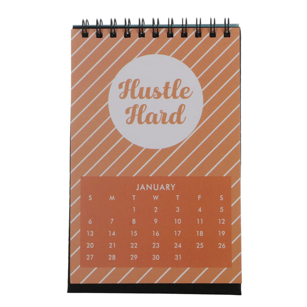 Motivational Quote 2019 Desk Calendar