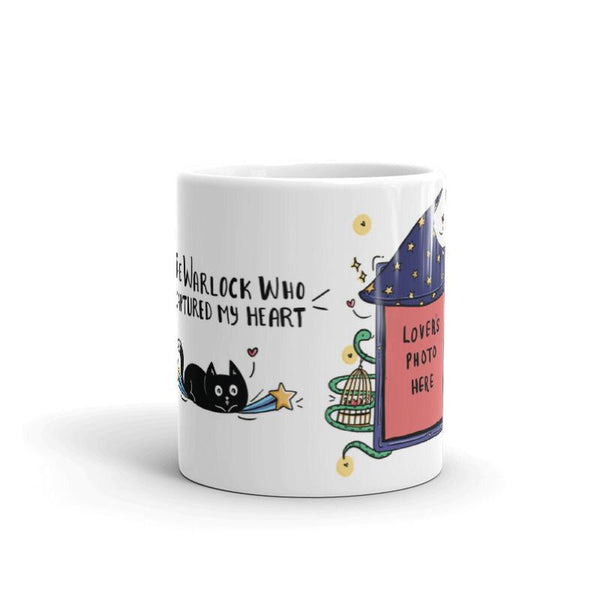 The Warlock who Captured my Heart - Valentine Coffee Mugs India