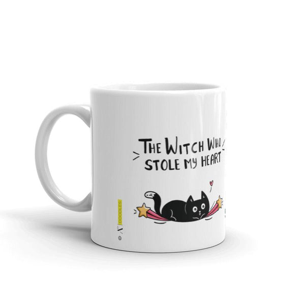 The Witch who stole my Heart - Valentine Coffee Mugs India