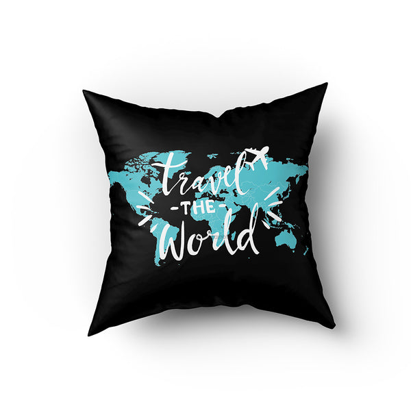 Travel the World  Buy Cushion Covers Online in India